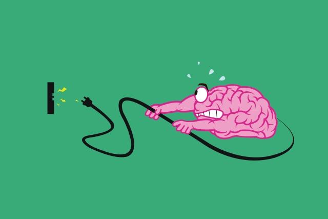 cerebro desconecta