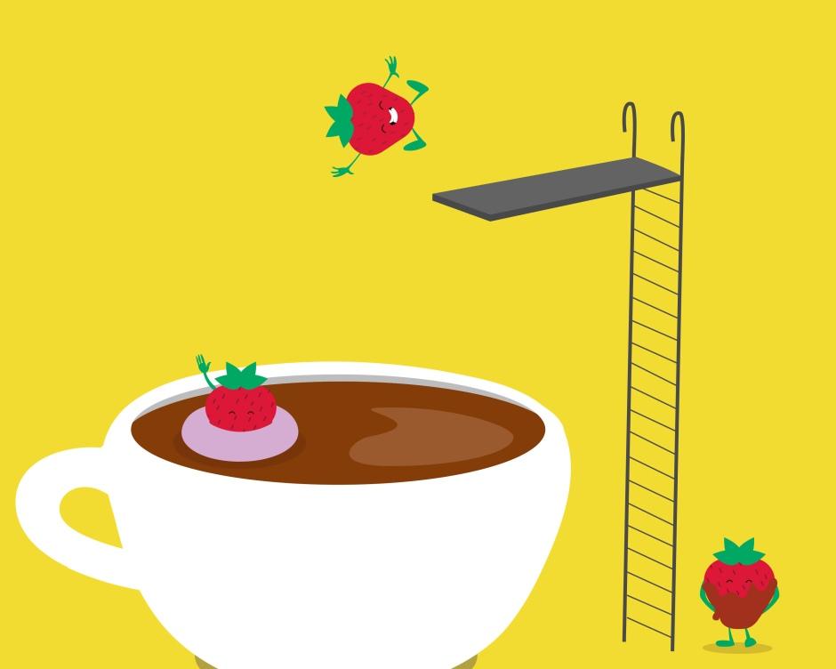 ilustraciones fresas8
